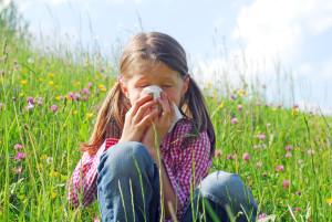 Childhood allergies