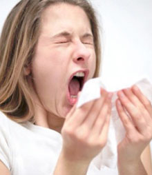 Perennial allergic rhinitis