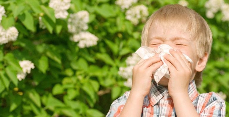 Trigger Asthma Symptoms in Children