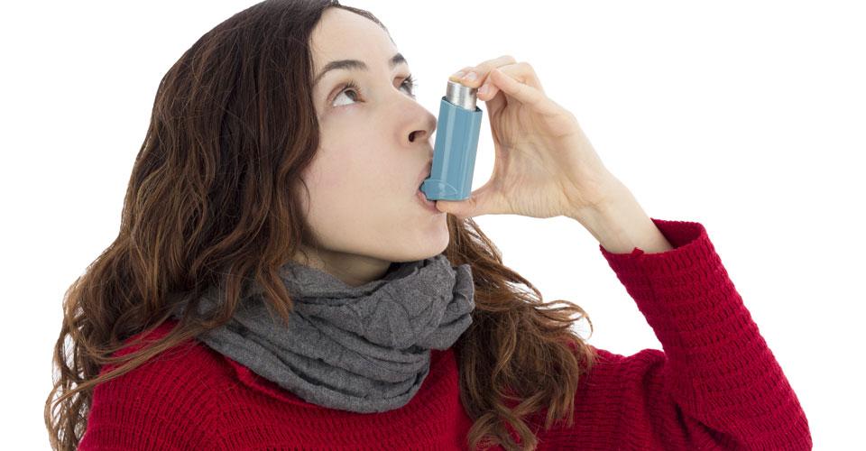 Asthma sufferers