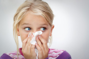 Children and allergy