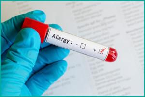 allergy antibodies