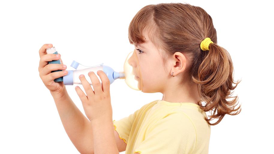 asthma child