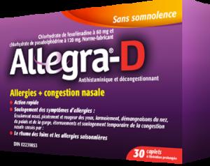 Allegra D 12h