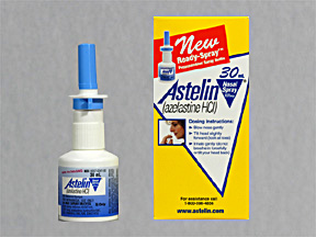 Astelin (Azelastine) 10 ml