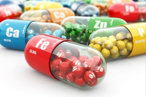 vitamins and herbs